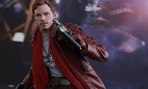 Hot Toys Star Lord Deluxe Version Sixth Scale Figure