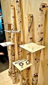 Laurel Denise Jewelry Display At NYNOW Birch B Shelves