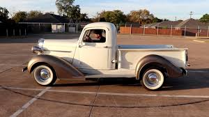 100 1937 Plymouth Truck PT50 Classics Driven YouTube