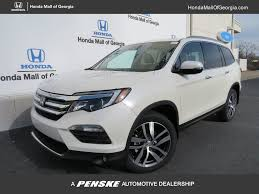 2018 Used Honda Pilot Touring AWD At Honda Mall Of Georgia Serving ... 2018 New Honda Pilot Touring Awd At Mall Of Georgia Serving Selfdriving Trucks Bound For Douglas County News Ct Transportation Llc Port Wentworth Ga Rays Truck Photos Job In Retail Restaurant And Deli Truck Trailer Transport Express Freight Logistic Diesel Mack 2017 Vs Toyota Highlander Near Augusta Gerald Flying J Care Technology Maintenance Council Annual Sale Jones Watch A Train Slam Into Ctortrailer Filled With