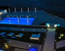lighting swimming pool light bulbs ideas with blue color