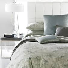 Calvin Klein Bedding by Closeout Calvin Klein Home Silver Vines Bedding Collection Briar