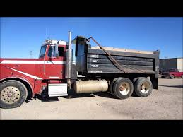 Dump Truck For Sale: Peterbilt 359 Dump Truck For Sale