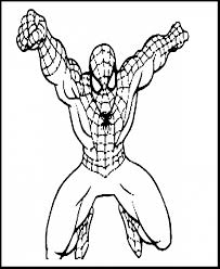 Extraordinary Spider Man Coloring Pages Print Out With Spiderman Color And Games