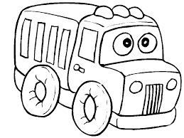 Truck Coloring Pages Free Printable
