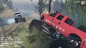 Spin Tires BIGGEST MUD TRUCK!? - YouTube A Big Dirty Party Rednecks Hold Their Summer Games Nbc 7 San Diego Mud Trucks Wallpaper 60 Images Amazoncom Spintires Mudrunner Playstation 4 Maximum Llc Spintires Online Game Code Video Atv Mudding Spin Tires Chevy Blazer K5 Epic Mud Bogging Rock Crawling Truck Videos Golfclub Jacked Up Muddy Accsories And 4x4 Fun Hours Of Cleaning Focus Forums Monster Test Youtube Truck Games For Kids Kids