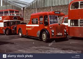 Scotland, UK - 1973: Vintage Image Of Bus. Central SMT Tow Truck ...