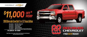 Red River Chevrolet In Bossier City, LA | Shreveport Chevrolet Gentry Chevrolet Inc In De Queen Nashville Ar Texarkana Shreveport Dump Trucks Orr Nissan A New Used Vehicle Dealer 1ftfw1ef9ekd808 2014 Black Ford F150 Super On Sale La Vehicles For Mitsubishi Colorado 3tmku72n16m007382 2006 Silver Toyota Tacoma Dou Armored Truck For On Craigslist Best Resource 2018 Kia Soul Near Carthage Tx Of I Have 4 Fire Trucks To Sell Louisiana As Part My In Prodigous