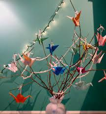 Christmas Tree Shop Syracuse Ny by My Paper Crane Christmas Tree Paper Cranes Pinterest Paper