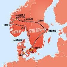 Scandinavian Escape Tour Package Expat Explore Travel