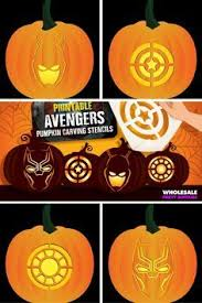Avengers Pumpkin Stencils by Justice League Pumpkin Carving Stencils Pumpkin Carvings