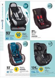 siege auto pivotant chez leclerc e leclerc bébé cataloguespromo com