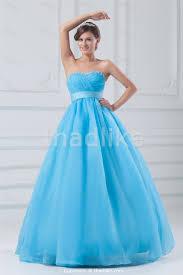 most beautiful empire blue sleeveless floor length prom dresses