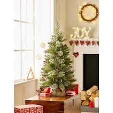 3ft Pre Lit Christmas Tree by Asda Christmas Decorations And Lights U2013 Decoration Image Idea