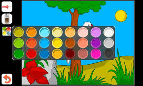 Kids Paint Color Screenshot