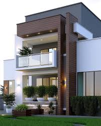 100 Contemporary House Facades Pin By Chiela Bibit On Architecture Pinterest Minimalist House