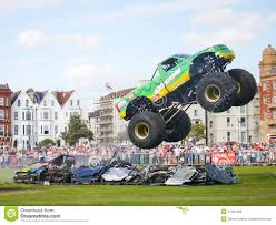 100 Truck Jumps Monster Truck Jumping Editorial Photo Image Of Wheels 47221496