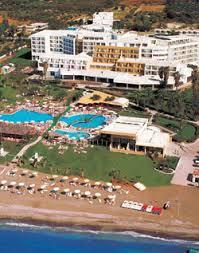 hôtel 4 étoiles club marmara doreta ile de iles