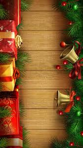 Christmas Presents and Decorations iPhone 5 Wallpaper HD Free