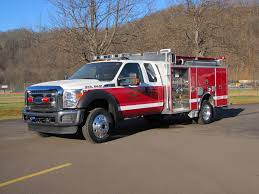 Mini Pumpers & Brush Trucks Archives - Firehouse Apparatus