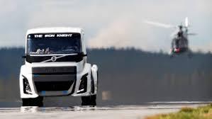 100 Fastest Truck Volvos Iron Knight Is Worlds Fastest Truck Stuffconz