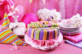 Pink Birthday Cake HD Celebrations 4k Wallpapers