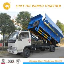 China Dongfeng 4X2 Waste Collector Compressed 6m3 Compactor Compress ...