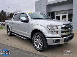 100 Used Ford F 150 Trucks For Sale By Owner PreOwned 2015 Lariat 4D SuperCrew In Madison T99579A
