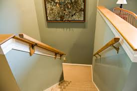 Double Stair Railing | Home Safety Elderly | Smart Accessible Living Rails Image Stairs Canvas Staircase With Glass Black 25 Best Bridgeview Stair Rail Ideas Images On Pinterest 47 Railing Ideas Railings And Metal Design For Elegance Home Decorations Insight Iron How To Build Latest Door Best Railing Banister Interior Wooden For Lovely Varnished Of Designs Your Decor Tips Appealing Banisters Handrails Curved