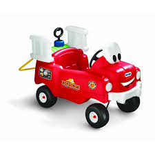 100 Little Tikes Classic Pickup Truck Spray Rescue Fire Today 8334 On PopScreen