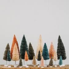 Whimsical Bottle Brush Tree Christmas Chip Joanna Gaines