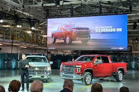 100 Where Are Chevy Trucks Built 2020 Chevrolet Silverado HD In Flint
