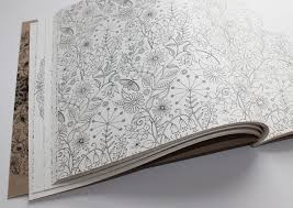 From Secret Garden An Inky Treasure Hunt And Colouring Book By Johanna Basford