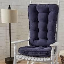 100 Greendale Jumbo Rocking Chair Cushion Home Fashions Hyatt 2Piece