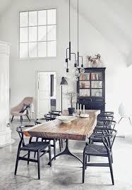 best 25 dining room design ideas on pinterest modern rustic
