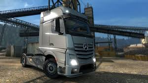 SCS Software's Blog: Mercedes-Benz Joining The Euro Truck Simulator ...