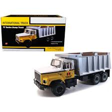 International S Series Dump Truck 1-25 Diecast Model By First Gear ... Maisto Dump Truck Diecast Toy Buy 150 Simulation Alloy Slide Model Eeering Vehicle Buffalo Road Imports Faun K20 Dump Yellow Dump Trucks Model Tonka Turbo Diesel Yellow Metal Mighty Xmb975 Tonka Product Site Matchbox Lesney No 48 Dodge Dumper Red 1960s 198 Caterpillar 777g Vehical Tomica 76 Isuzu Giga Truck 160 Tomy Toy Car Gift Diecast Kenworth T880 Viper Redsilver First Gear Scale Tough Cab Nissan V8 340 Die Cast Scale 1 Sm015