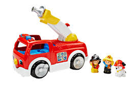 Fisher-Price Little People Lift 'n Lower Fire Truck - English ... Fisherprice Press N Go Monster Truck Green Toysrus Smallest Super Duty Ever Introduces Lifelike Toy Vintage Fisher Price Husky Helpers Dump Wguys Scoop 302 Little People Planes Cars Trucks And Trains Boy Amazoncom Hero World Rescue Heroes Fire With Ride On Toys Servin Up Fun Food Youtube The Helper Cement Mixer From In The Early Die Cast Vehicle Blaze New Free Wheelies All About Ritchie Brothers