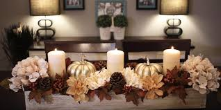 She Makes This Exquisite Fall Centerpiece With Dollar Store Items And Its Stunning