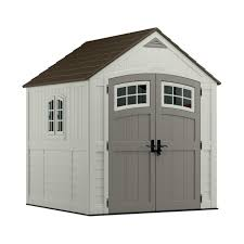 Rubbermaid Slide Lid Shed Manual by Storage Sheds U0026 Deck Boxes At Ace Hardware