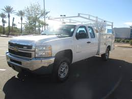 USED 2012 CHEVROLET SILVERADO 2500HD SERVICE - UTILITY TRUCK FOR ...