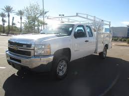 100 Used Service Trucks USED 2012 CHEVROLET SILVERADO 2500HD SERVICE UTILITY TRUCK