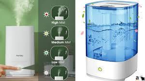 luftbefeuchter test ultraschall vernebler vs luftwäscher