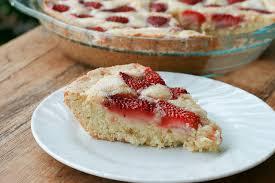 dessert aux fraises facile recette gâteau aux fraises recette illustrée simple et facile