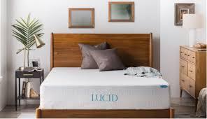 Lucid 12 Inch Gel Foam Mattress Review