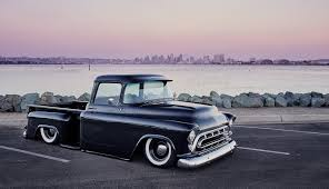 Stella: Doug Cerri's 1957 Chevy 3100 Pickup – Slam'd Mag Regarding ... 1955 Chevy Truck For Sale Youtube 57 Pickup Truck 1 Ton Extended Cab Dually With 454 Sitting 1957 Chevrolet Pick Up Bangshiftcom Stock Photos Images Alamy 9 Sixfigure Trucks The Trade 3100 Swapping Stre Hemmings Stance Works Adams Rotors Pickup Chevrolet 3100sidestep Rat Rod Hot No Reserve Awesome Engine Install Used Step Side At Webe Autos Serving