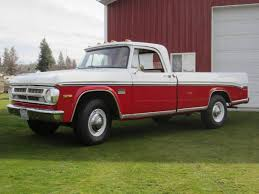 1971 Dodge D200 For Sale #1858411 - Hemmings Motor News | Pickups ...