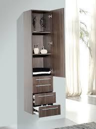 Espresso Bathroom Wall Cabinet With Towel Bar bathroom pretty white bathroom linen storage cabinet mdf wood