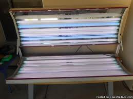 Sunquest Tanning Beds by Sunquest 1000 Tanning Bed For Sale Classifieds