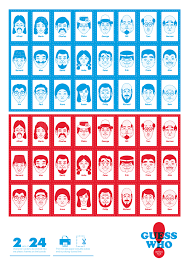 Refresh Your Guess Who On Behance